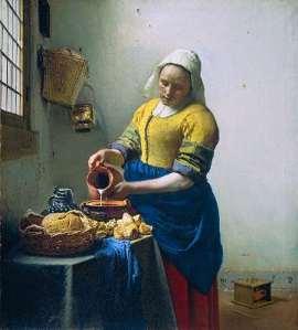 VermeerMilkmaid